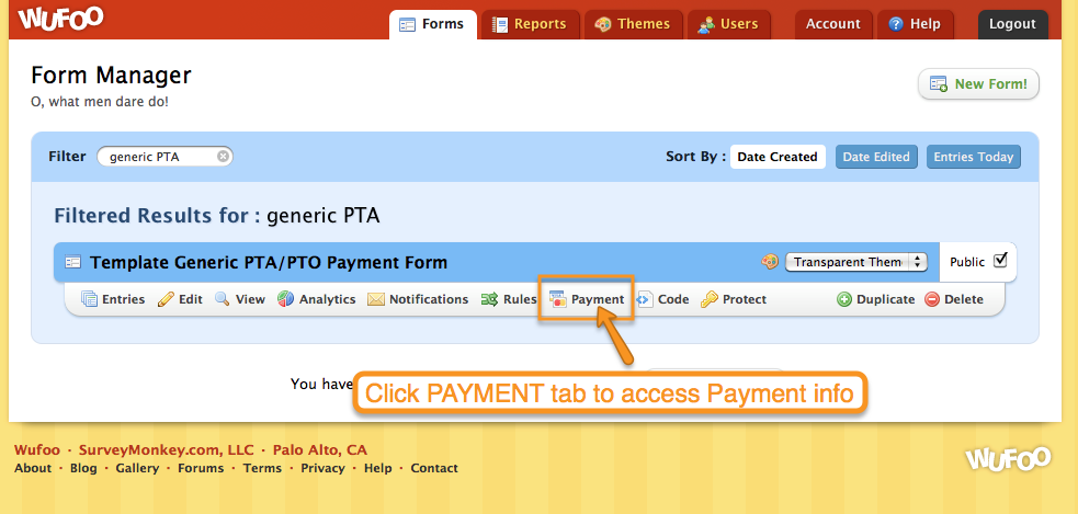 how to add payment to website