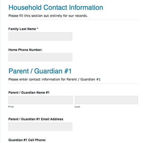 15 Pre Built Parent Group Forms And Growing Digital Pto