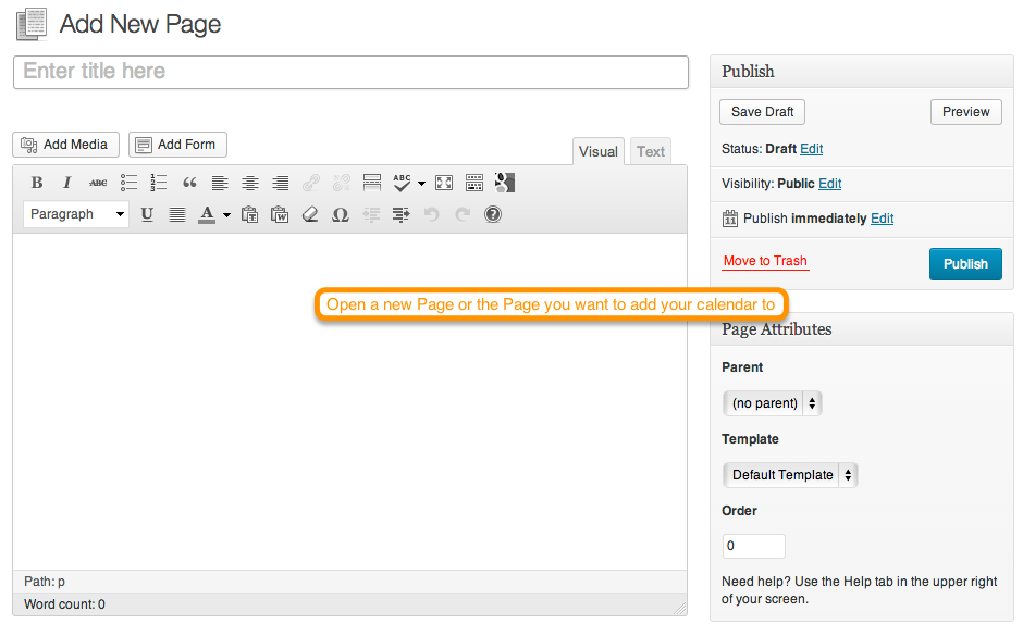 Other Options: Embed a Google Calendar into your Website